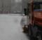 Der gesamte Münsterplatz war zugeschneit