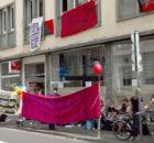 Das Kulturzentrum kurz vor der offiziellen Eröffnung