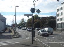Gesperrt für Radler: Viktoriabrücke.   Foto: Traitor - Eigenes Werk, CC BY-SA 3.0,